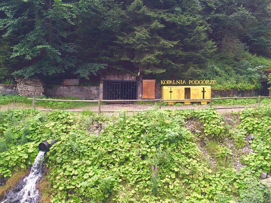 Podgorze Mine
