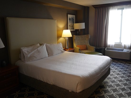Hilton Garden Inn Washington, DC Downtown: ベッド
