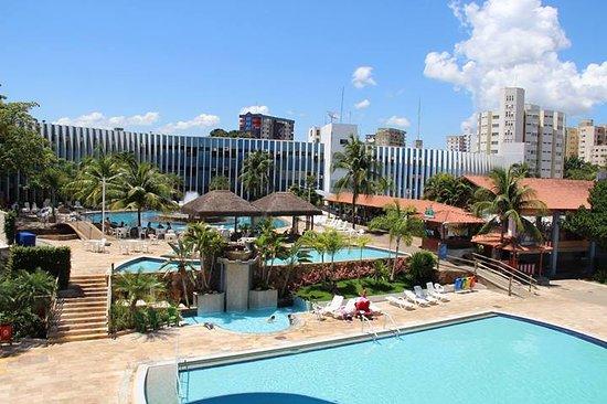 Hotel CTC: Duchas naturais, saunas, hidrorecreativa...