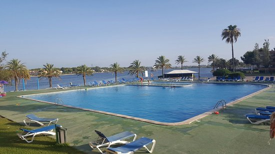 Family holiday paid £2756 for all inclusive.