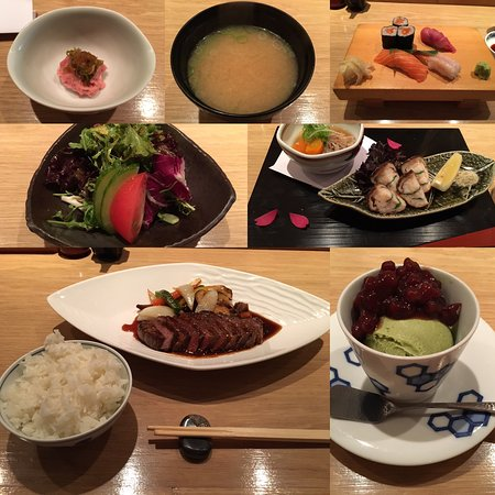 Very nice japanese food in london picture of ikeda for Asian cuisine london