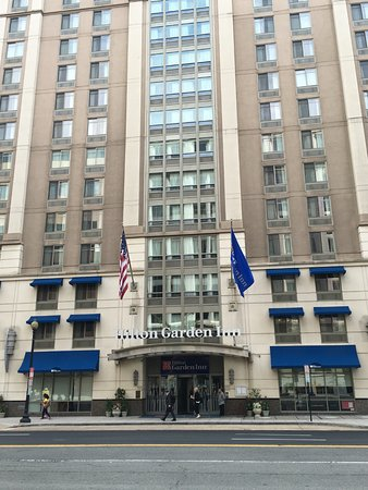 Hilton Garden Inn Washington, DC Downtown: 外観