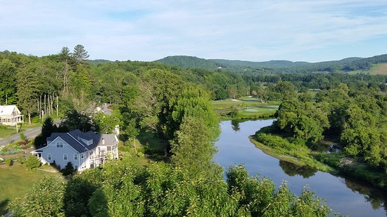 Balloons Over New England - Private Flights: Taking off from Quechee Village