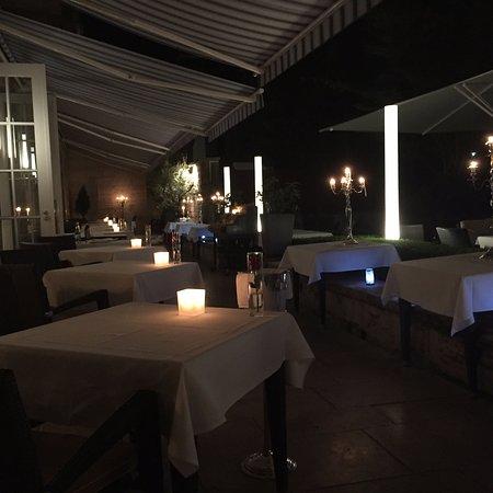 Gourmetrestaurant Anna Amalia: location