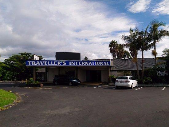 Palms Hotel: 旅館外觀
