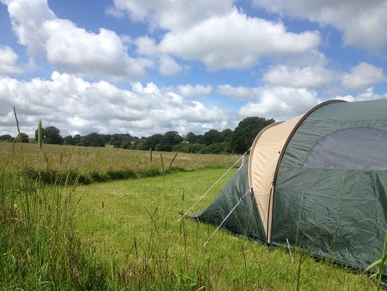 Holden Farm Camping Cheriton Campground Reviews