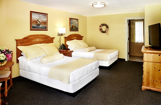 Lodge at Turbat's Creek: Guest Room - 2 Double Beds