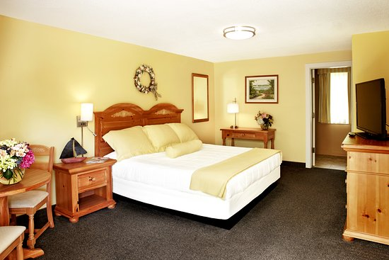 Lodge at Turbat's Creek: Guest Room - 1 King Bed