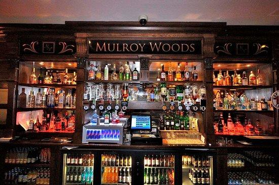 Milford, Irlanda: The Lounge Bar