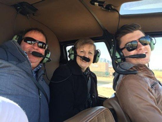 Krugersdorp, Güney Afrika: 21st birthday scenic Harties flight