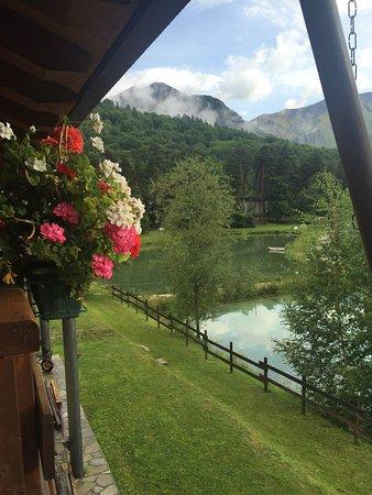 Hotel Ca Fiore: vista al mattino dalla mia finestra