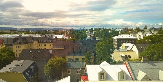 سنتر هوتل بلازا: View from the room