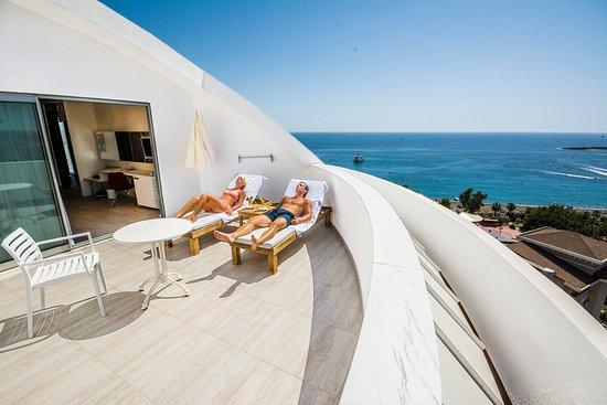 laguna beach alya resort spa okurcalar turquie voir. Black Bedroom Furniture Sets. Home Design Ideas