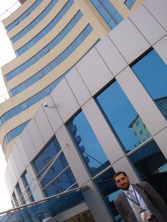 Anatolian Hotel : واجهة الفندق المميزة
