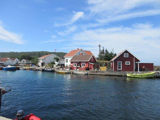 dorpje Korshamn