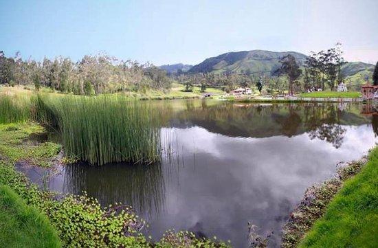 Laguna Las Cochas: me encantó lindo lugar