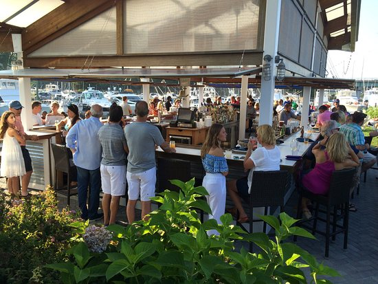 Cowfish Beautiful Outdoor Bar