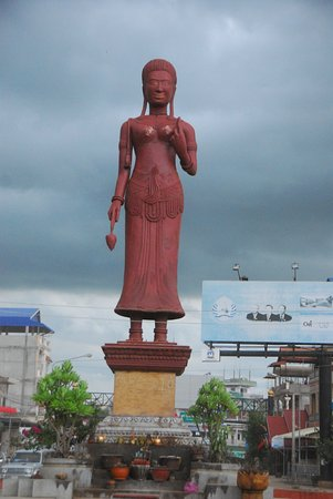 Banteay Meanchey Province, Kamboja: This status is used for Banteay Mean Chey Province