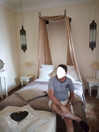Riad les Orangers d'Alilia Marrakech: La chambre Selma