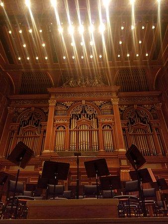新英格兰音乐学院乔登厅