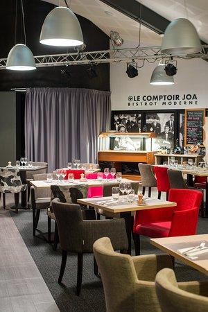 Comptoir JOA : Comptoir bistrot moderne