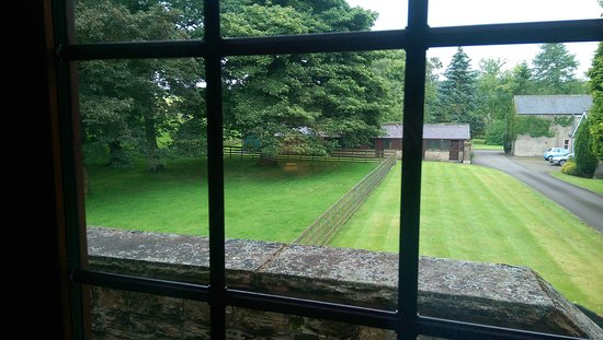 Farlam Hall Country House Hotel: View from the stables