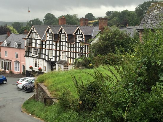 Montgomery, UK: The Dragon Hotel