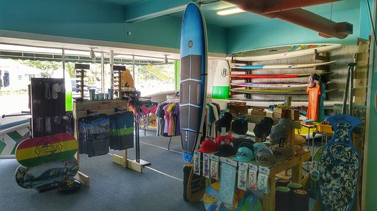 Zeke's Surf, Skate & Paddle Boarding Sports