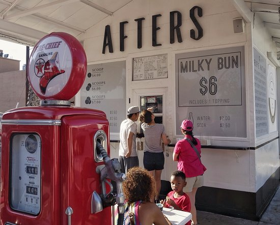 Photo of Restaurant Afters Ice Cream at 1265 E Green St, Pasadena, CA 91106, United States