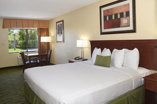 Best Western Orlando East Inn & Suites : Standard King