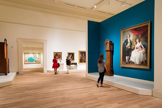 Gibbes Museum of Art: Gibbes Museum, Permanent Collection Galleries