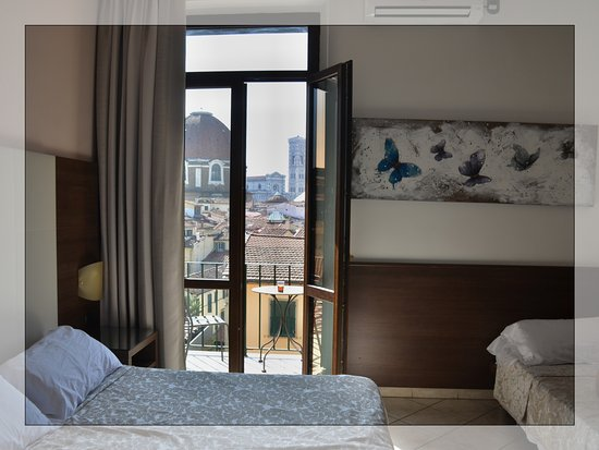 Bellavista: Doublebed room superior with a view