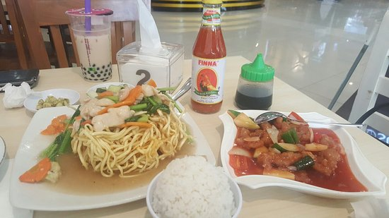 Wok Noodle Supermal Pakuwon Indah