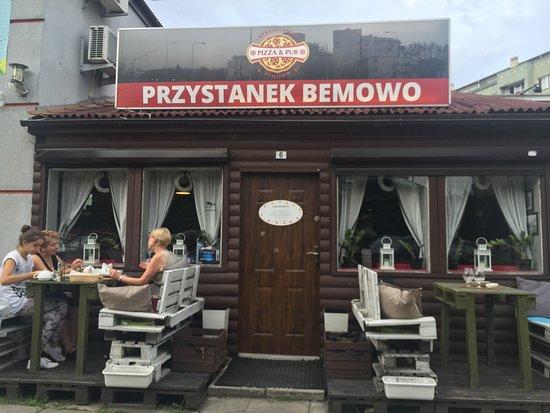 Przystanek Bemowo Pizza Warszawa Recenzje Restauracji Tripadvisor