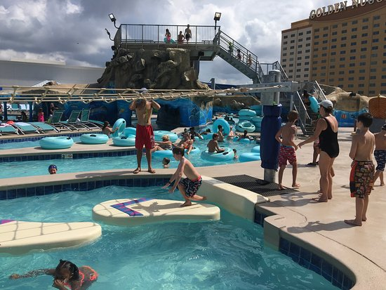 Fun At The Pool Picture Of Margaritaville Resort Biloxi