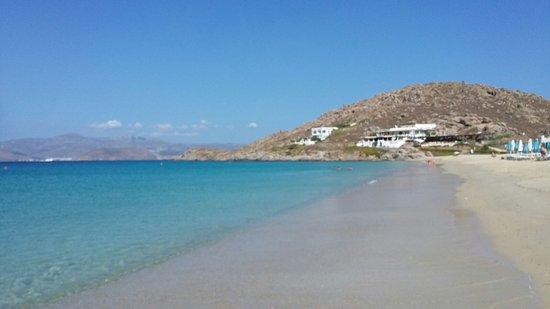 Agios Prokopios, Yunani: la baia guardate che mare!!!!