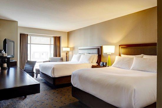 Redmond, WA: Double Queen Guest Room