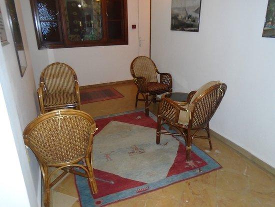 Hali Hotel: 1st Floor