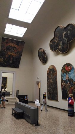 Gallerie dell'Accademia : The place 1