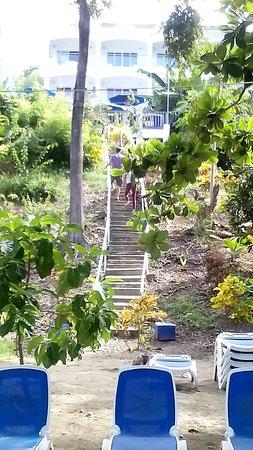Bilde fra Bacolet Bay