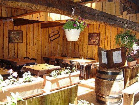 Montmelian, França: La terrasse