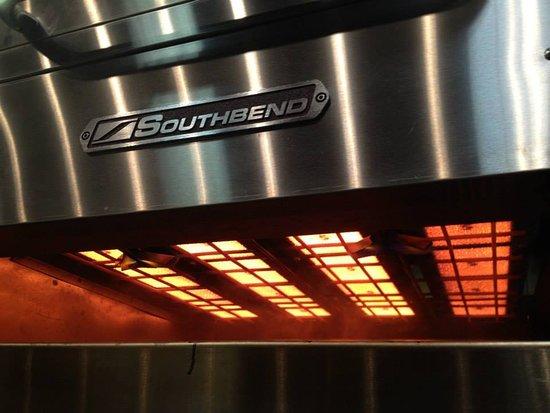 Markkleeberg, Duitsland: Southbend Grill 800°