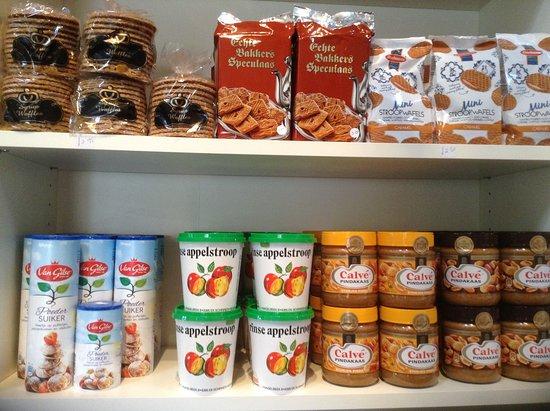 Crayke, UK: Dutch tasty treats for sale