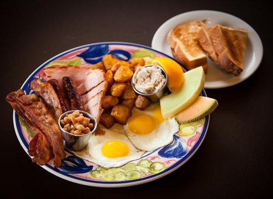 Plantagenet, Canada: Great Breakfast!