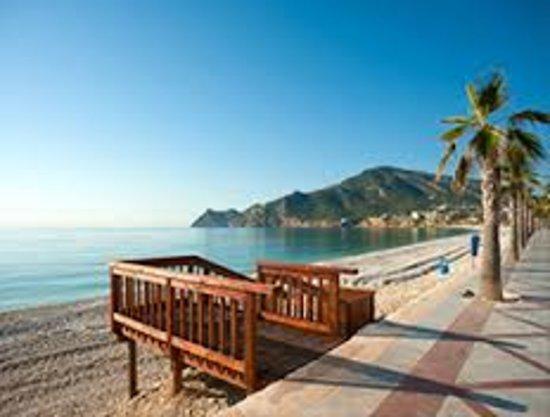 Apartamentos Mundaka : Playa Albir