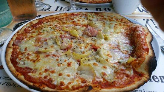 Pizza du Duche : Excellente pizza !