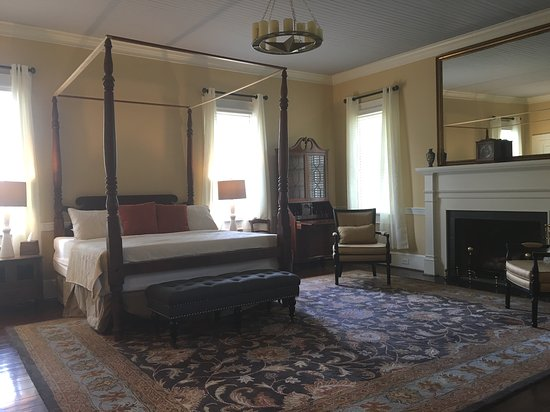 Elizabethtown, Carolina del Norte: Room 101 - The Thornton Room