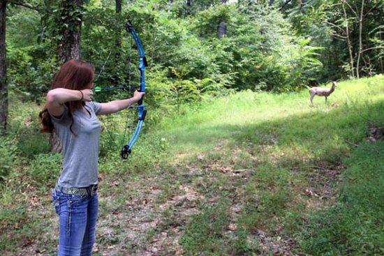 Hardin, KY: Archery Course