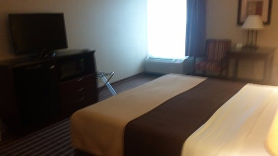 BEST WESTERN Johnson City Hotel & Conference Center: TV