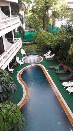 Inn Patong Beach Hotel Phuket: 20160622_173826_large.jpg